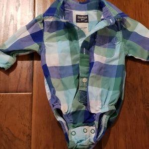 OshKosh B'gosh Bottoms - Oshkosh overall outfit